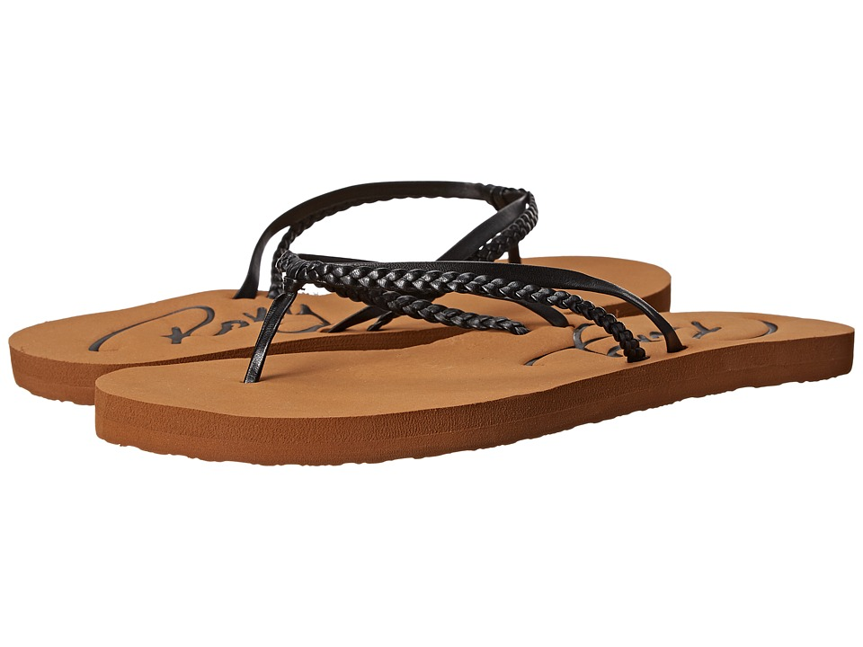 Roxy - Cabo (Black) Women's Sandals