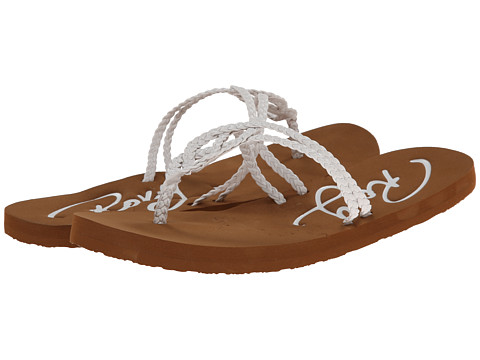 Roxy - Cancun (White) Women's Sandals