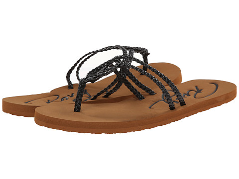 Roxy - Cancun (Black) Women's Sandals