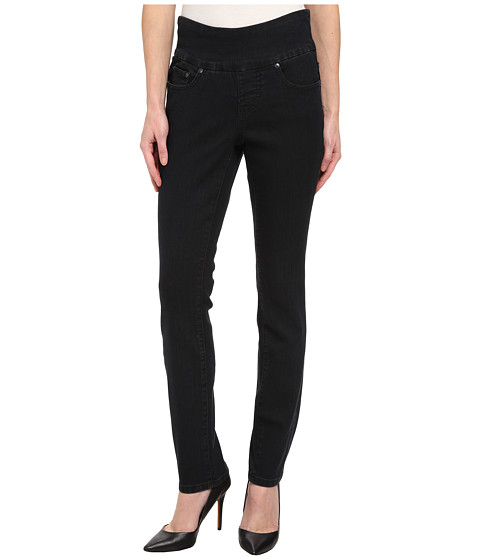 Jag Jeans Petite - Petite Malia Pull-On Slim in Black Void (Black Void) Women's Jeans