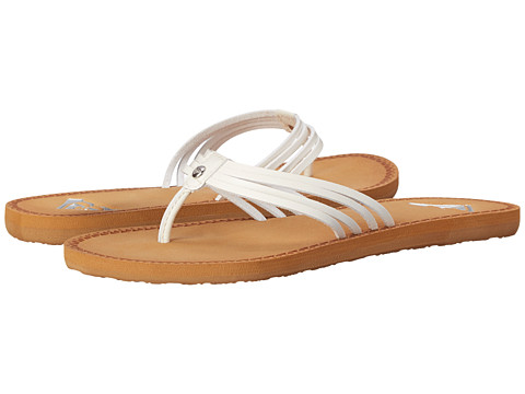 Roxy - Riviera '15 (White) Women's Sandals