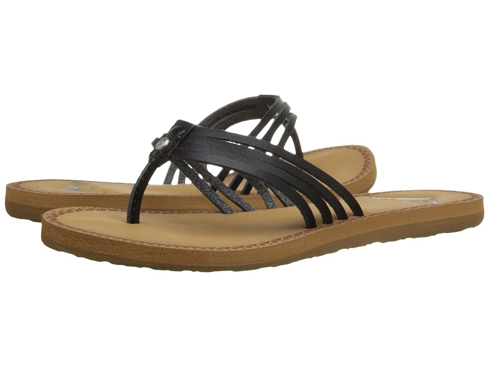 Roxy - Riviera '15 (Black) Women's Sandals