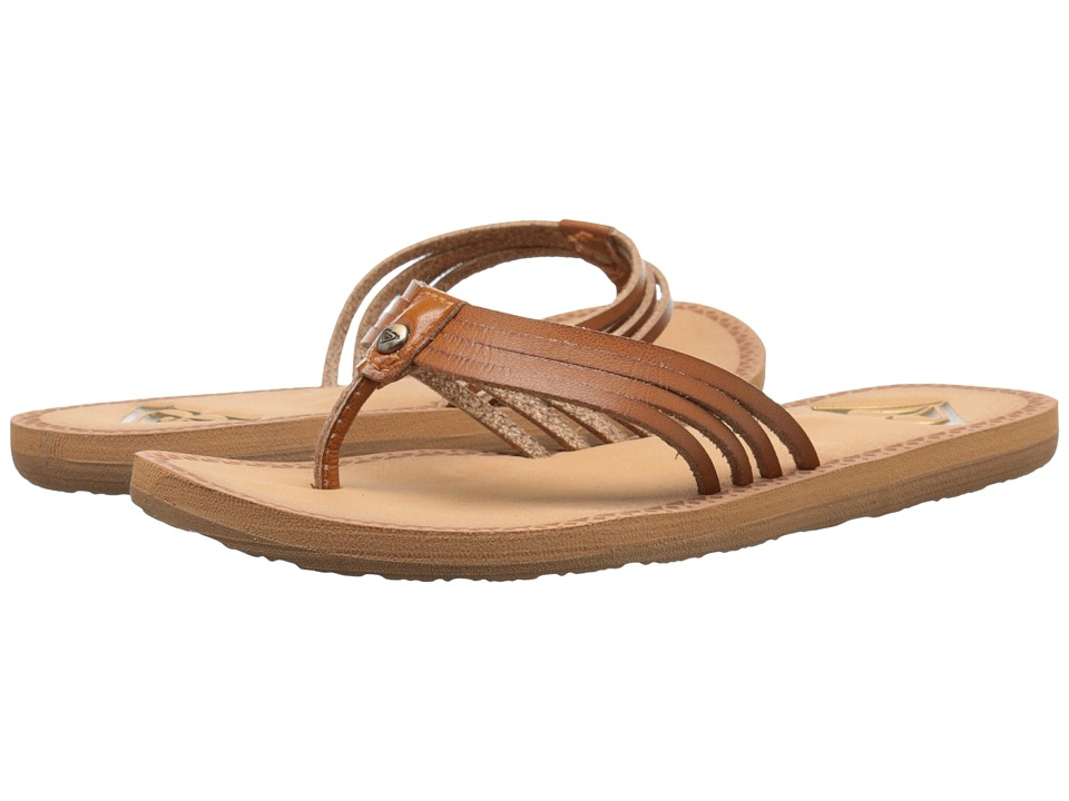 Roxy - Riviera '15 (Tan) Women's Sandals