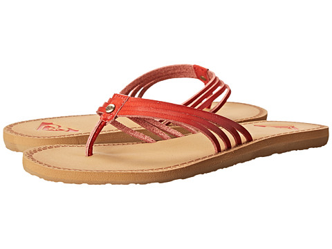 Roxy - Riviera '15 (Red) Women's Sandals
