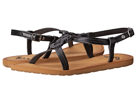 Roxy - Solaris (Black) Women's Sandals