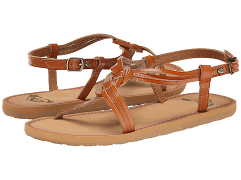 Roxy - Solaris (Tan) Women's Sandals