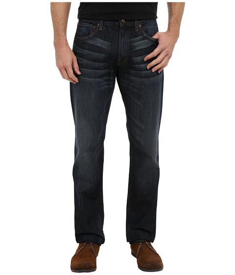 Agave Denim - Rocker Classic Cut Jean in Oak Beach Vintage (Oak Beach Vintage) Men's Jeans