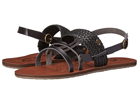 Roxy - Elias (Black) Women's Sandals