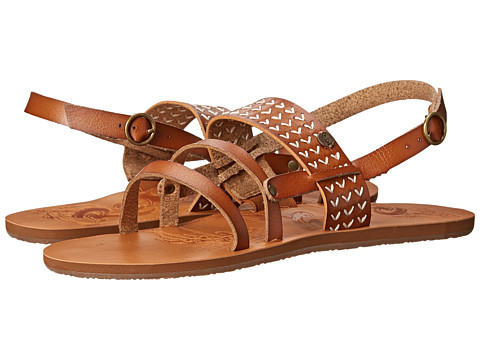Roxy - Elias (Tan) Women's Sandals
