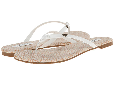 Roxy - Silvia (Cream) Women's Sandals