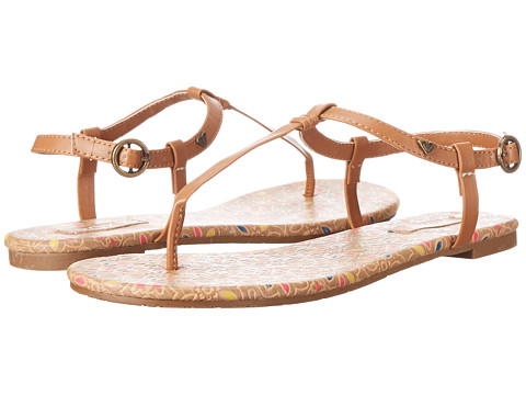 Roxy - Marsella (Tan/Brown) Women's Sandals
