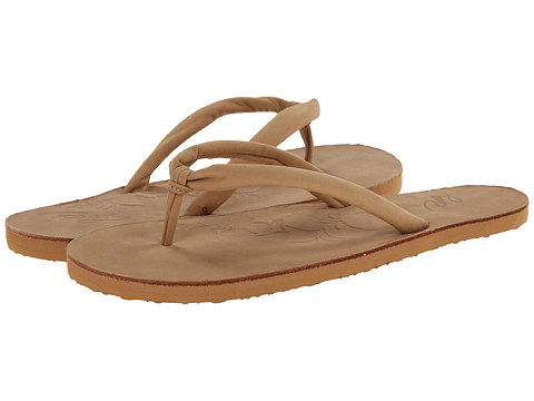 Roxy - Biscay (Tan) Women's Sandals