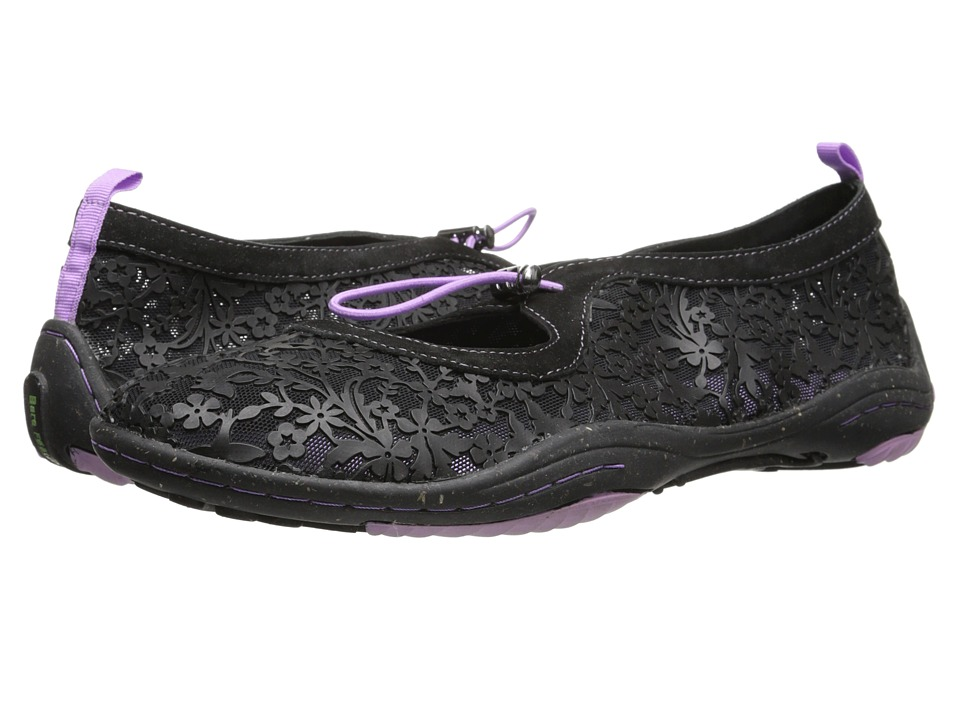 Jambu - Yogi - Barefoot (Black) Women's Flat Shoes
