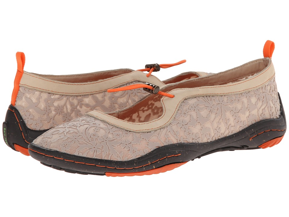 Jambu - Yogi - Barefoot (Tan) Women's Flat Shoes