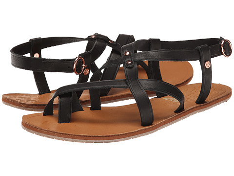 Roxy - Sevilla (Black) Women's Sandals