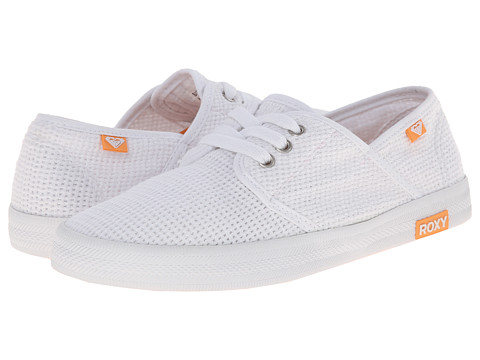 Roxy - Hermosa II (White/White) Women