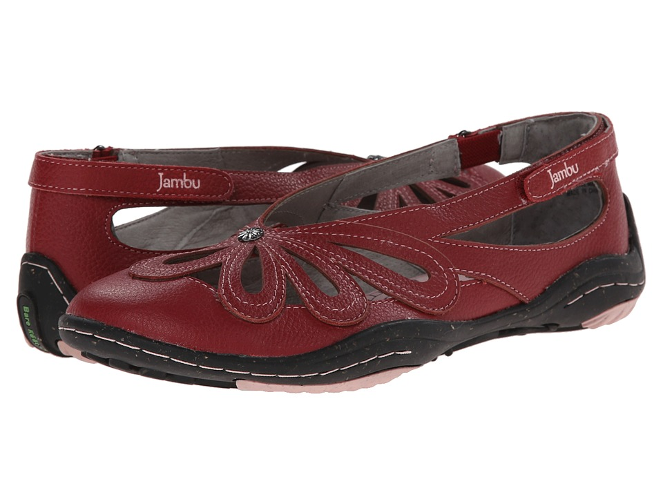 Jambu - Blush - Barefoot (Red) Women