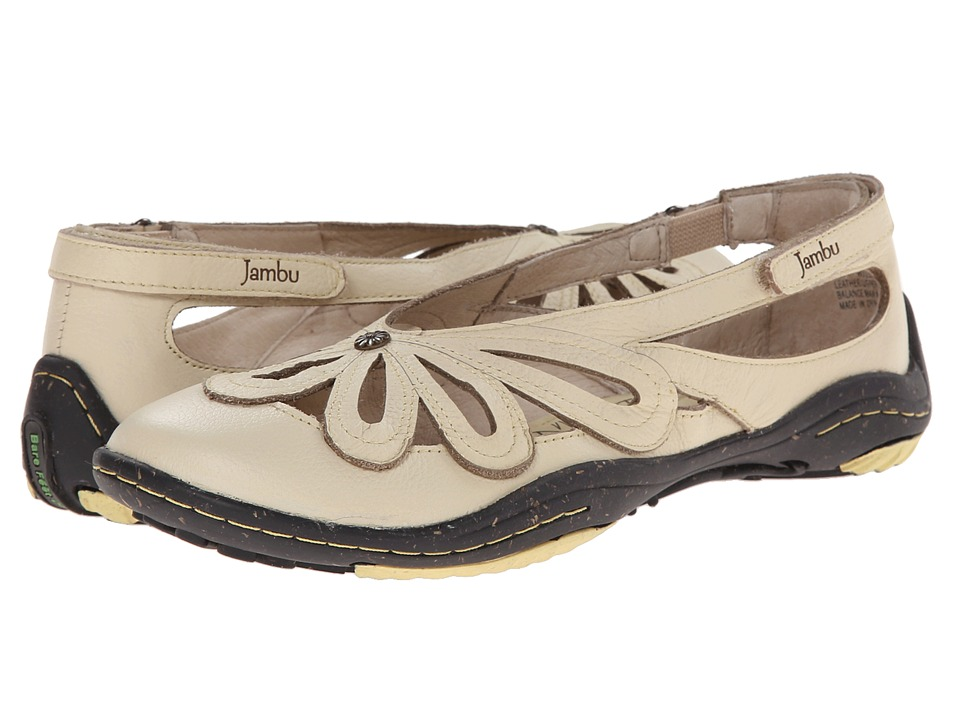 Jambu - Blush - Barefoot (Ivory) Women's Flat Shoes
