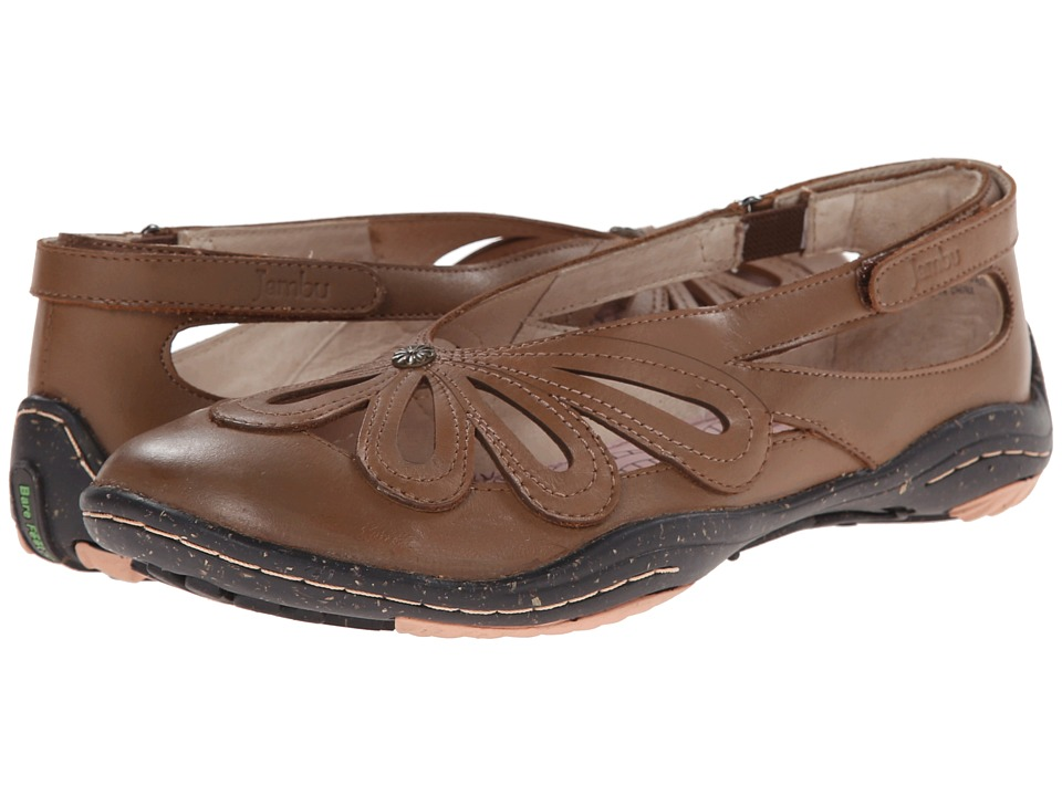Jambu - Blush - Barefoot (Taupe) Women's Flat Shoes