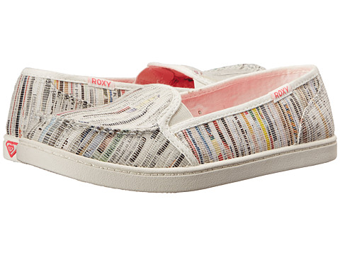 Roxy - Lido Plus (Multi) Women's Slip on Shoes