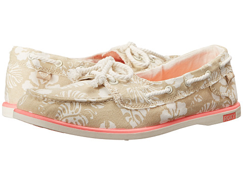 Roxy - La Jolla (Sand) Women's Slip on Shoes