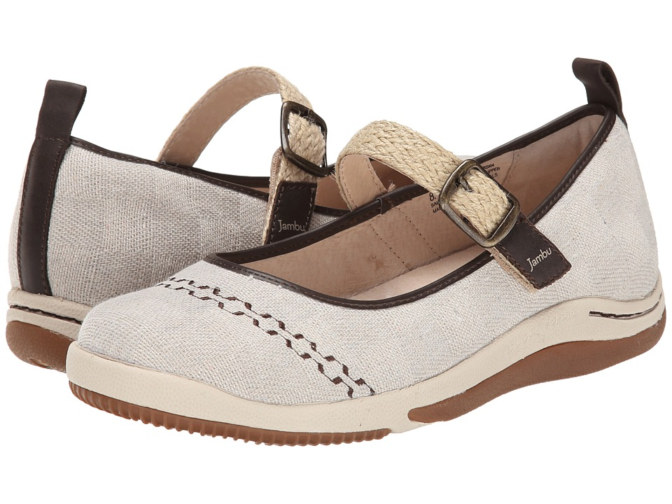 Jambu - Rosie - Eco (Tan) Women's Shoes