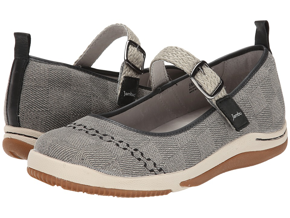 Jambu - Rosie - Eco (Grey) Women's Shoes