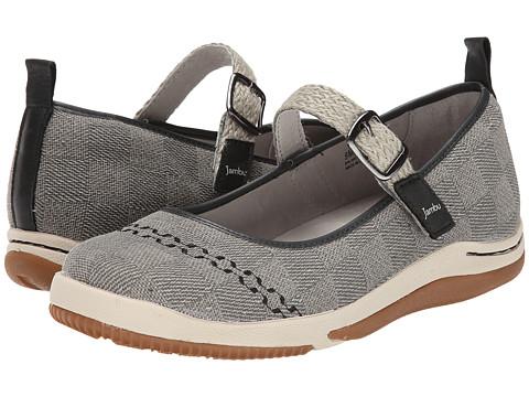 Jambu - Rosie - Eco (Grey) Women's Shoes