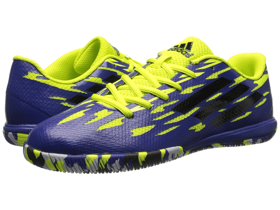 adidas - Freefootball SpeedTrick (Amazon Purple/Semi Solar Yellow/Black) Men's Soccer Shoes