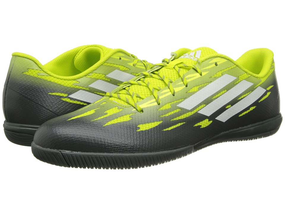 adidas - Freefootball SpeedTrick (Semi Solar Yellow/Core White/Urban Peak) Men's Soccer Shoes