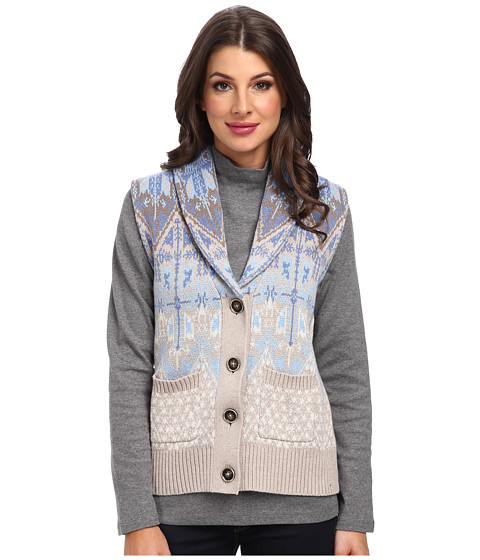 Pendleton - Shelly Vest (Fawn Heather Multi) Women