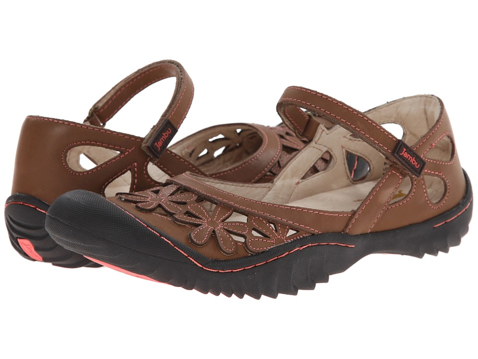 Jambu - Blossom (Taupe) Women's Shoes