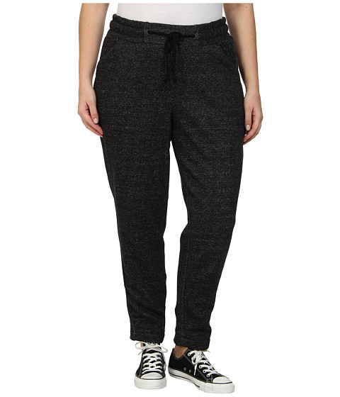 Jag Jeans Plus Size - Plus Size Norma Slim in Charcoal Tweed (Charcoal Tweed) Women
