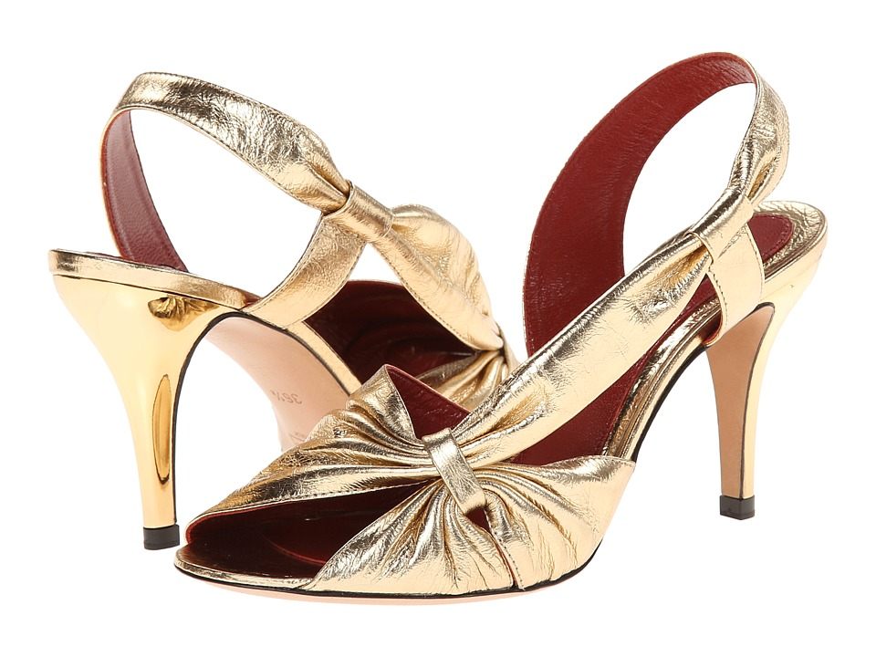 Marc Jacobs MJ24184 (Gold) High Heels