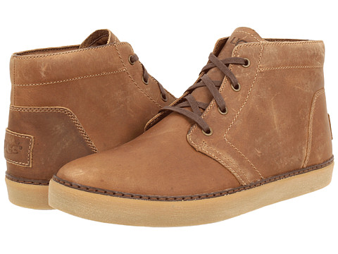 UGG - Alin (Chestnut Leather) Men's Lace-up Boots