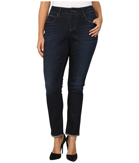 Jag Jeans Plus Size - Plus Size Vanessa High Skinny in Rinse (Indigo) Women's Clothing