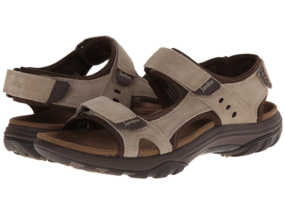 Jambu - Flint (Taupe) Men's Shoes
