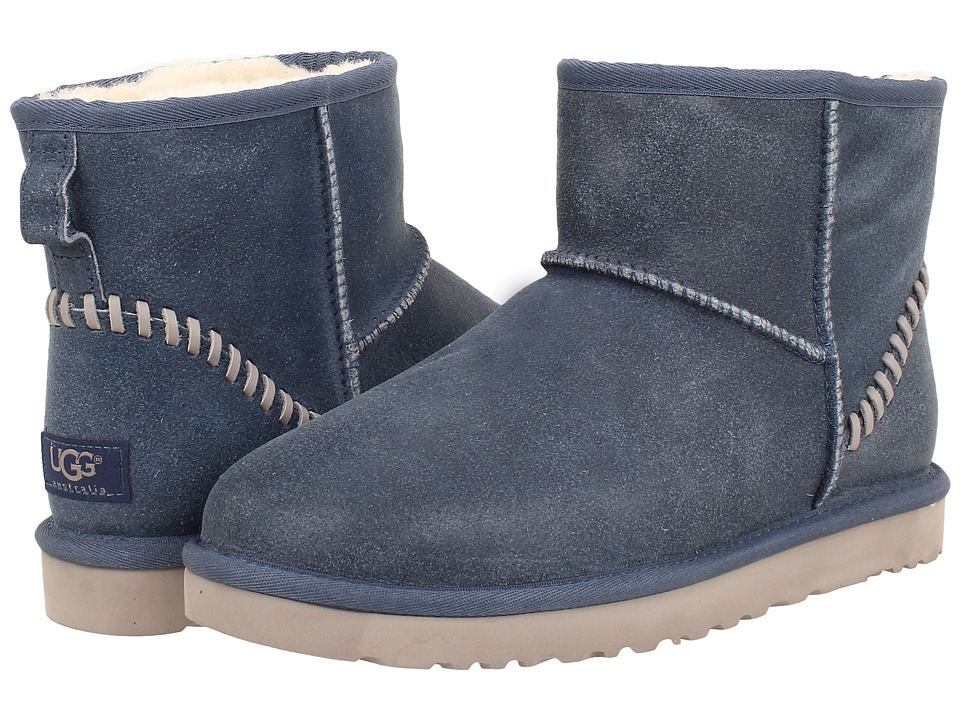 UGG - Classic Mini Deco (Imperial Leather) Men
