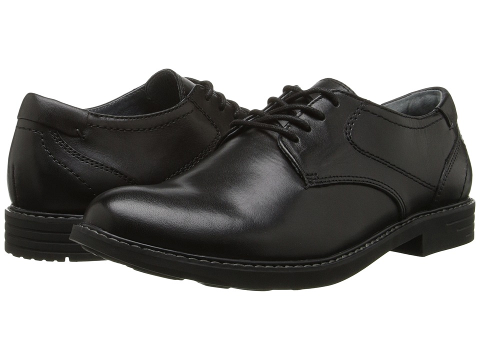 Jambu - New York - Hyper Grip (Black) Men's Dress Flat Shoes