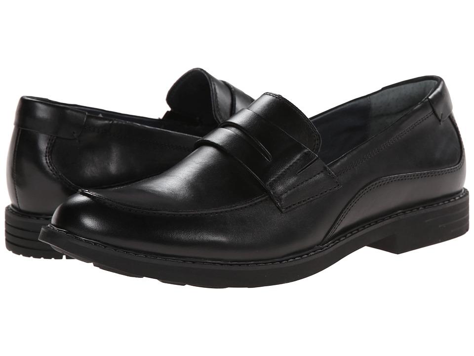 Jambu - Chicago - Hyper Grip (Black) Men's Slip on Shoes