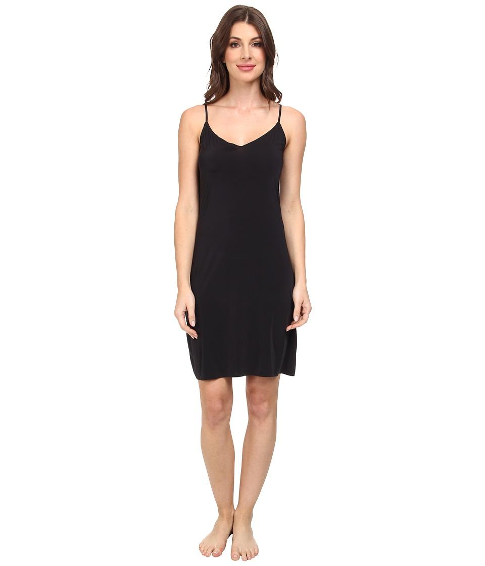 Yummie - Della A-Line Slip (Black) Women's Lingerie