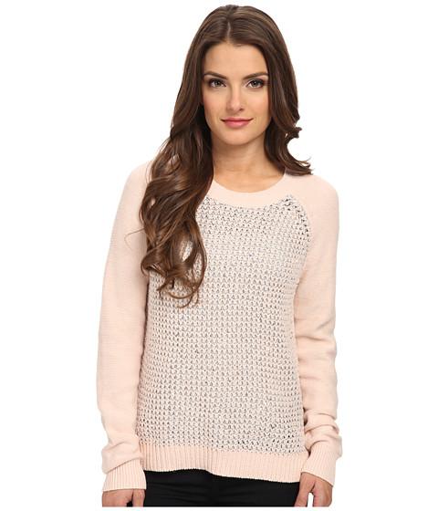NYDJ Petite - Petite Key Item Sequin Sweater (Pixie) Women