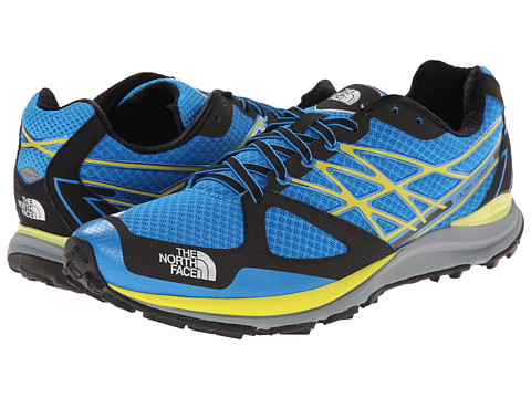 The North Face - Ultra Cardiac (Quill Blue/Acid Yellow) Men