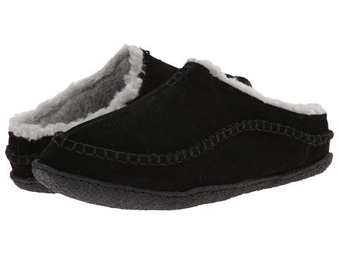 Fitzwell - Henry Clog (Black) Men's Slippers