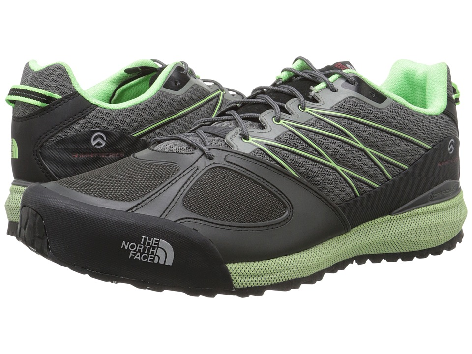 The North Face - Verto Approach II (Zinc Grey/Safety Green) Men