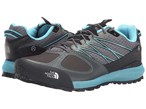 The North Face - Verto Approach II (Pache Grey/Fortuna Blue) Women's Shoes