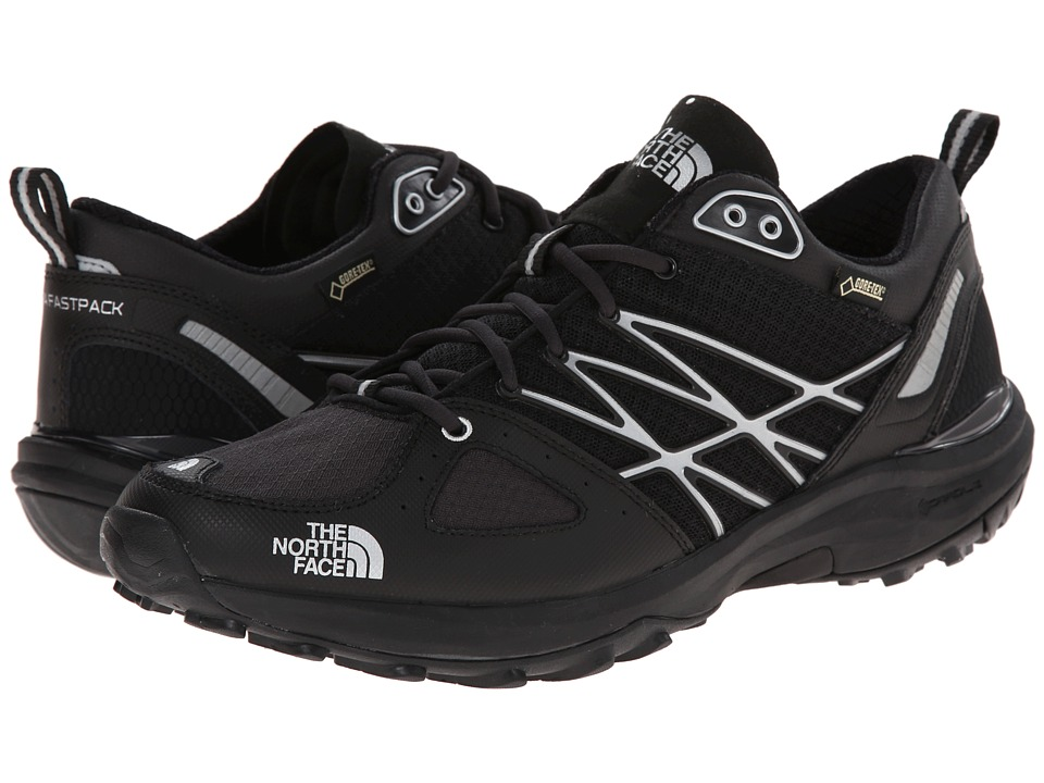 The North Face - Ultra Fastpack GTX (TNF Black/TNF Black) Men's Shoes