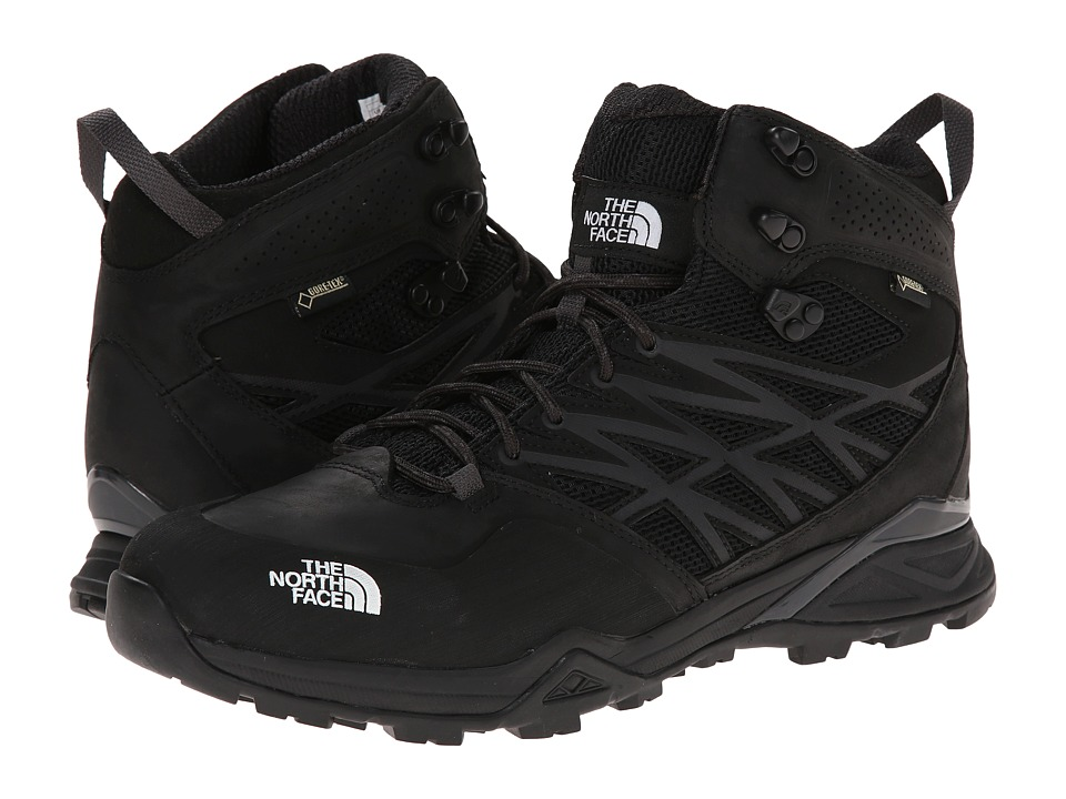 The North Face - Hedgehog Hike Mid GTX (TNF Black/TNF Black) Men