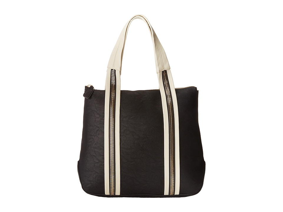 Big Buddha - Avery (Black) Tote Handbags
