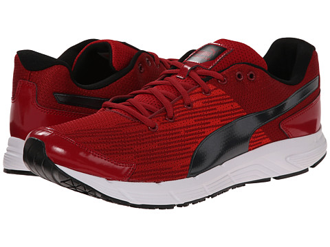 PUMA - Sequence (Rio Red/Black) Men's Shoes